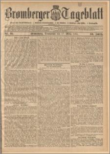 Bromberger Tageblatt. J. 30, 1906, nr 64