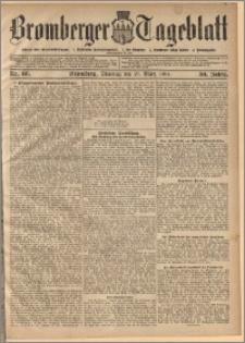 Bromberger Tageblatt. J. 30, 1906, nr 66