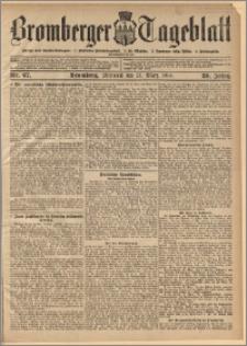 Bromberger Tageblatt. J. 30, 1906, nr 67