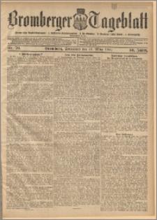Bromberger Tageblatt. J. 30, 1906, nr 70