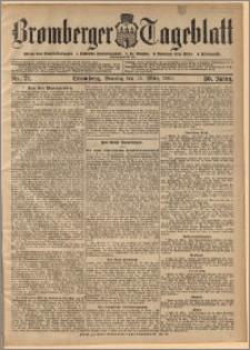 Bromberger Tageblatt. J. 30, 1906, nr 71