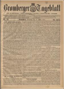 Bromberger Tageblatt. J. 30, 1906, nr 72