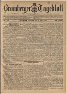 Bromberger Tageblatt. J. 30, 1906, nr 73