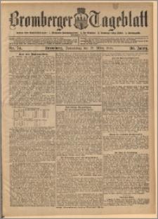 Bromberger Tageblatt. J. 30, 1906, nr 74