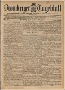 Bromberger Tageblatt. J. 30, 1906, nr 75
