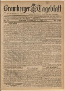 Bromberger Tageblatt. J. 30, 1906, nr 76