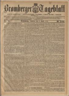 Bromberger Tageblatt. J. 30, 1906, nr 78