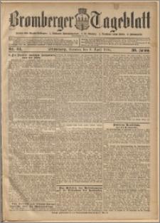 Bromberger Tageblatt. J. 30, 1906, nr 83