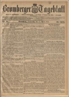 Bromberger Tageblatt. J. 30, 1906, nr 86