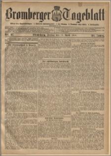 Bromberger Tageblatt. J. 30, 1906, nr 87