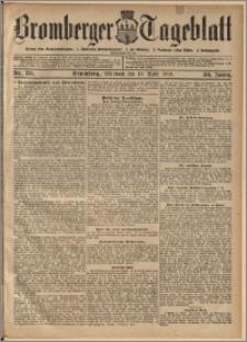 Bromberger Tageblatt. J. 30, 1906, nr 89