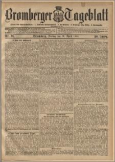 Bromberger Tageblatt. J. 30, 1906, nr 91