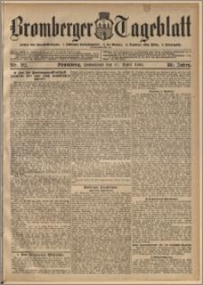 Bromberger Tageblatt. J. 30, 1906, nr 92