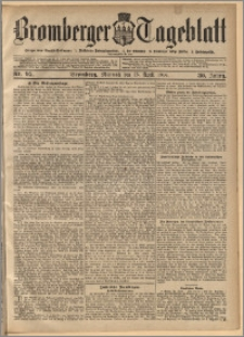 Bromberger Tageblatt. J. 30, 1906, nr 95
