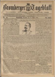 Bromberger Tageblatt. J. 30, 1906, nr 99