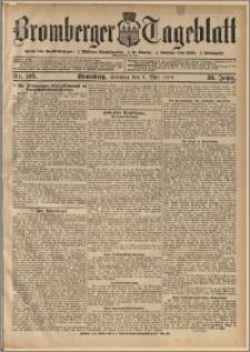 Bromberger Tageblatt. J. 30, 1906, nr 105