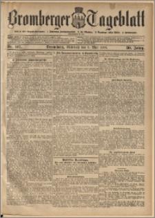 Bromberger Tageblatt. J. 30, 1906, nr 107