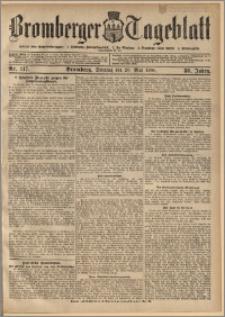 Bromberger Tageblatt. J. 30, 1906, nr 117