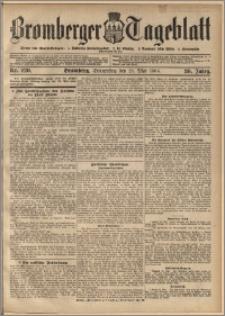 Bromberger Tageblatt. J. 30, 1906, nr 120