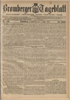 Bromberger Tageblatt. J. 30, 1906, nr 130