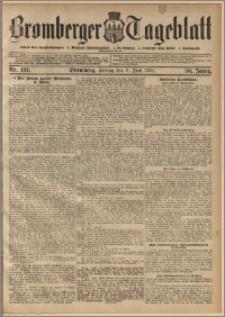 Bromberger Tageblatt. J. 30, 1906, nr 131