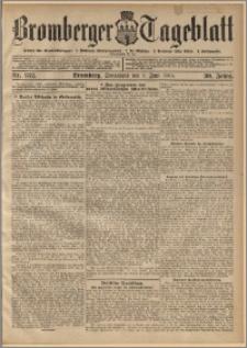 Bromberger Tageblatt. J. 30, 1906, nr 132