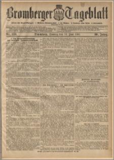 Bromberger Tageblatt. J. 30, 1906, nr 133