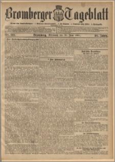 Bromberger Tageblatt. J. 30, 1906, nr 141