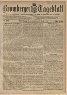 Bromberger Tageblatt. J. 30, 1906, nr 142