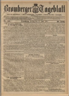 Bromberger Tageblatt. J. 30, 1906, nr 143
