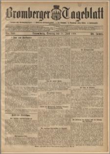 Bromberger Tageblatt. J. 30, 1906, nr 145