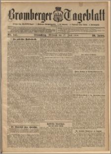 Bromberger Tageblatt. J. 30, 1906, nr 147