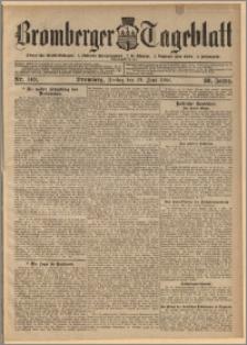 Bromberger Tageblatt. J. 30, 1906, nr 149