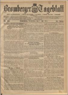 Bromberger Tageblatt. J. 30, 1906, nr 154