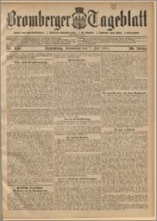 Bromberger Tageblatt. J. 30, 1906, nr 156