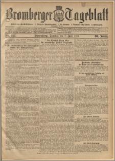 Bromberger Tageblatt. J. 30, 1906, nr 157