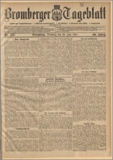 Bromberger Tageblatt. J. 30, 1906, nr 158