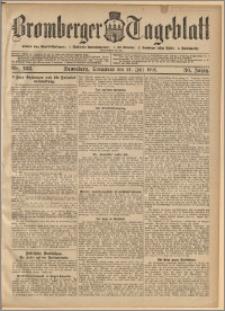 Bromberger Tageblatt. J. 30, 1906, nr 168