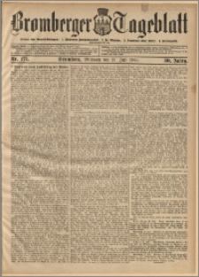Bromberger Tageblatt. J. 30, 1906, nr 171