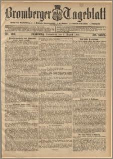 Bromberger Tageblatt. J. 30, 1906, nr 180