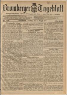 Bromberger Tageblatt. J. 30, 1906, nr 188