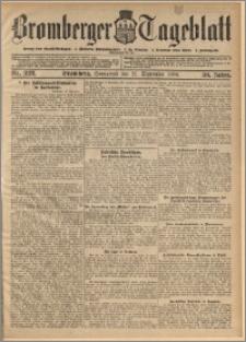Bromberger Tageblatt. J. 30, 1906, nr 222