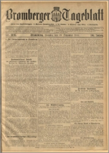 Bromberger Tageblatt. J. 30, 1906, nr 304