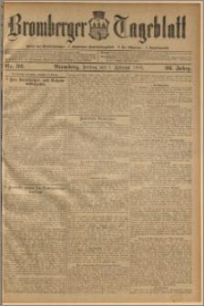Bromberger Tageblatt. J. 32, 1908, nr 32