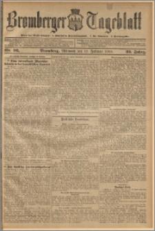 Bromberger Tageblatt. J. 32, 1908, nr 36