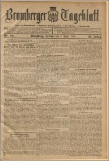 Bromberger Tageblatt. J. 32, 1908, nr 82