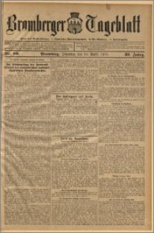 Bromberger Tageblatt. J. 32, 1908, nr 89
