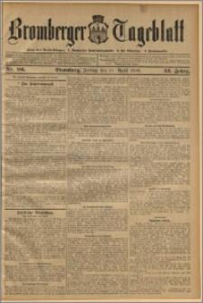 Bromberger Tageblatt. J. 32, 1908, nr 96