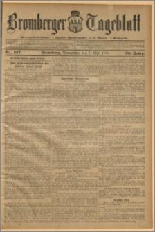 Bromberger Tageblatt. J. 32, 1908, nr 107