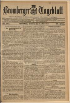 Bromberger Tageblatt. J. 32, 1908, nr 123